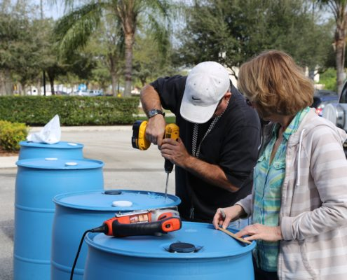 Rainbarrel Workshop | Viera Florida